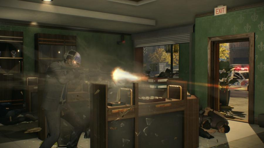 Payday 2 - Steam Gift Key Screenshot 2