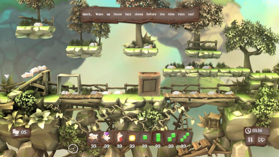 Flockers - Steam Gift Key Screenshot 5