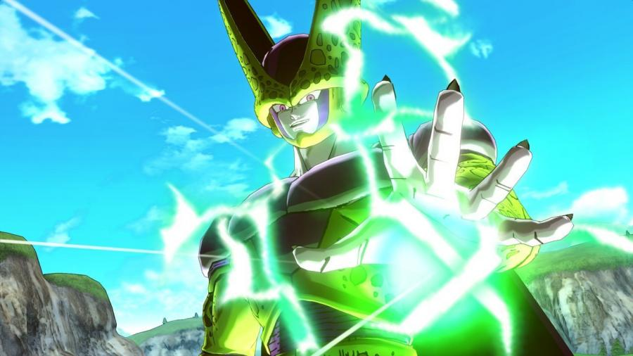 Dragon Ball Xenoverse Screenshot 1