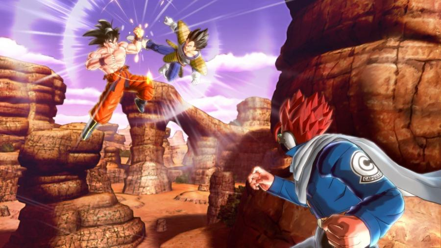 Dragon Ball Xenoverse Screenshot 8