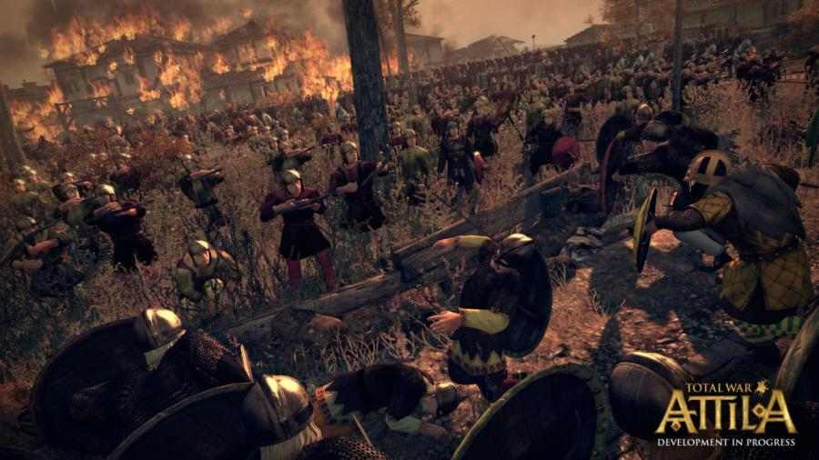 Total War Attila Screenshot 3