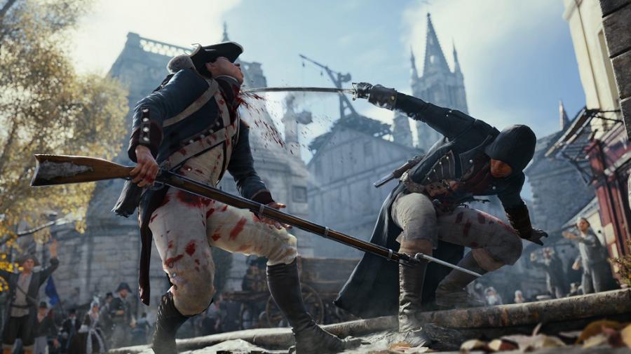 Assassin's Creed Unity - Xbox One Key