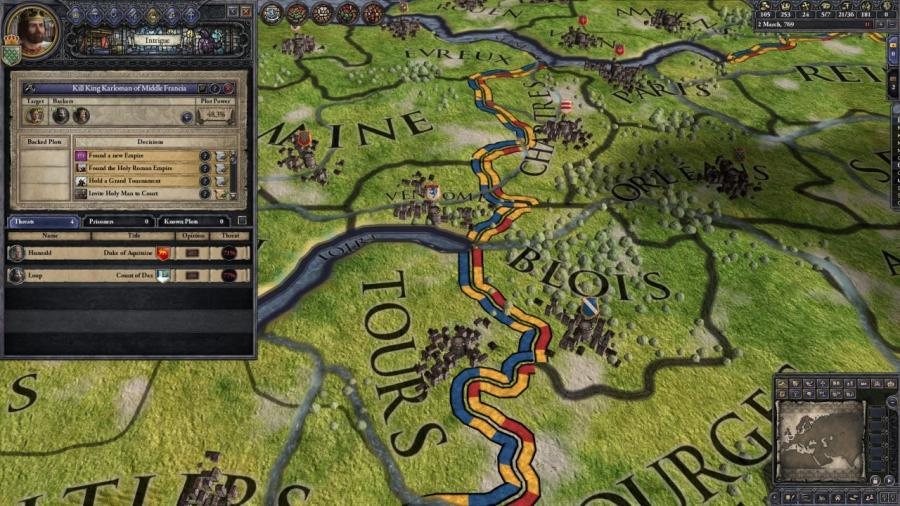 Crusader Kings II - Charlemagne (Addon) Screenshot 6