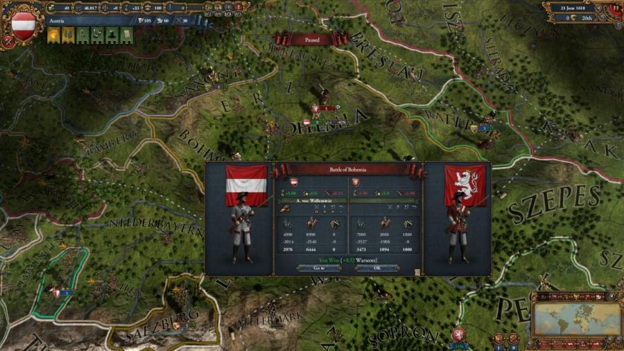Europa Universalis IV - Art of War (Addon) Screenshot 3