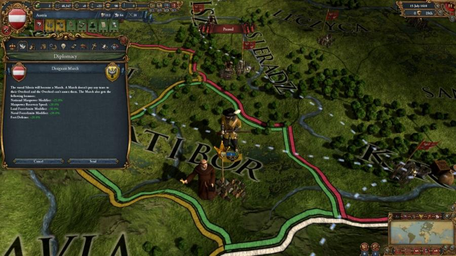 Europa Universalis IV - Art of War (Addon) Screenshot 1