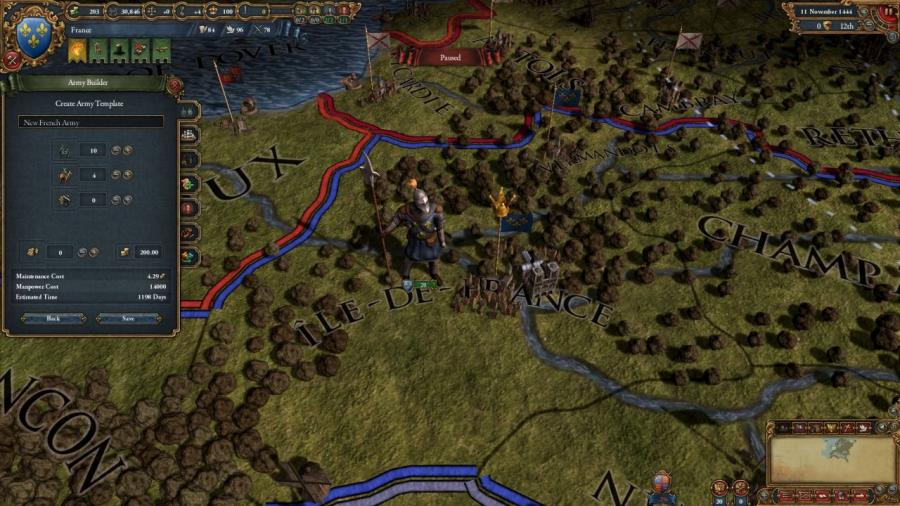 Europa Universalis IV - Art of War (Addon) Screenshot 7