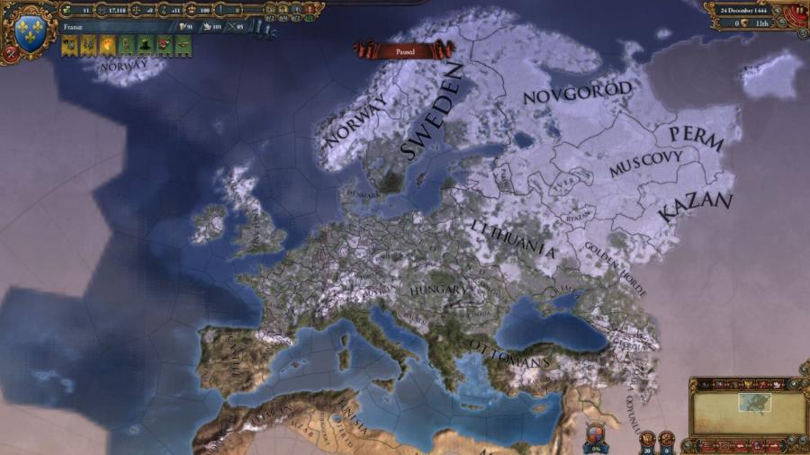 Europa Universalis IV - Art of War (Addon) Screenshot 6