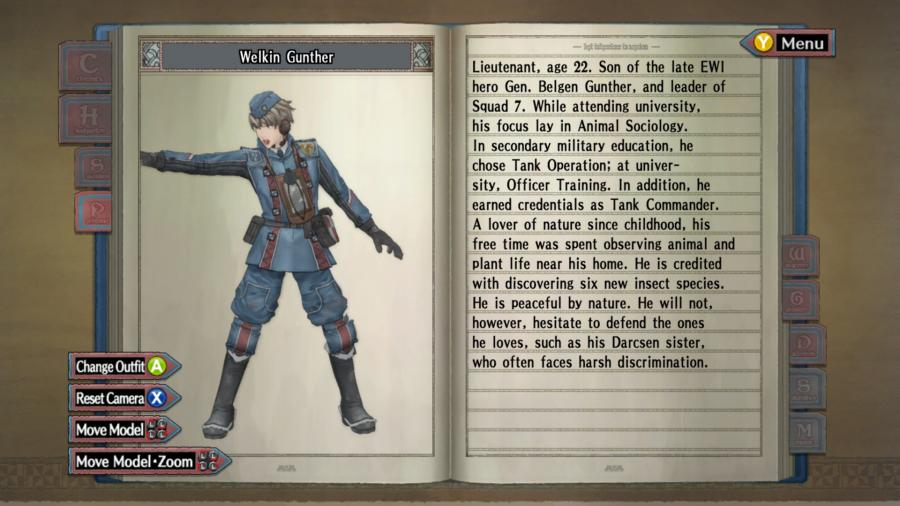 Valkyria Chronicles Screenshot 3