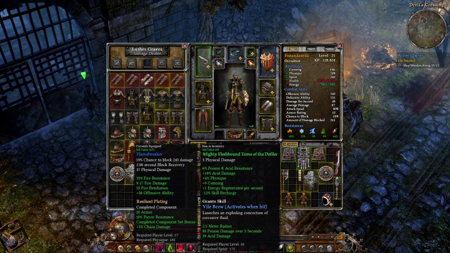 Grim Dawn - Steam Gift Key Screenshot 4