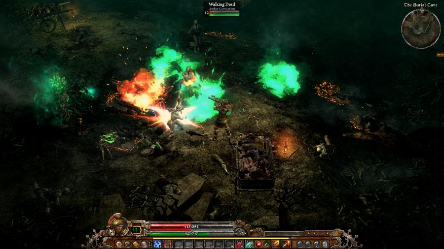 Grim Dawn - Steam Gift Key Screenshot 7