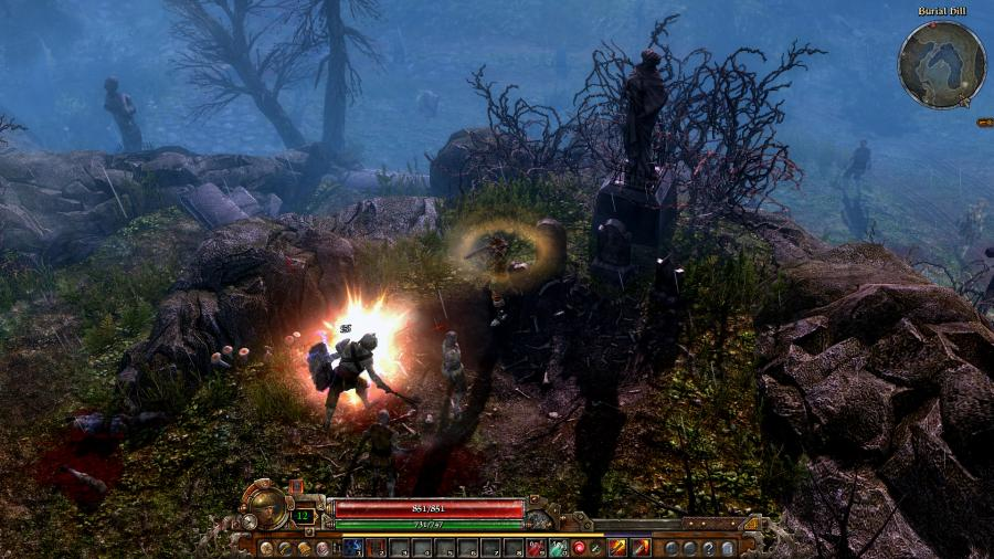 Grim Dawn - Steam Gift Key Screenshot 5
