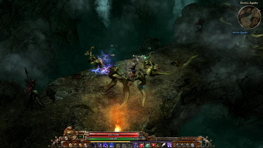 Grim Dawn - Steam Gift Key Screenshot 8