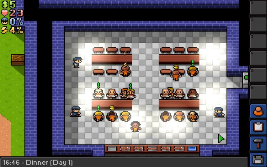 The Escapists - Steam Gift Key Screenshot 2