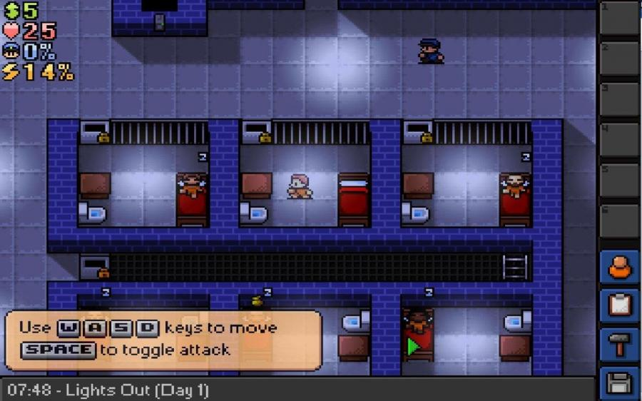 The Escapists - Steam Gift Key Screenshot 4