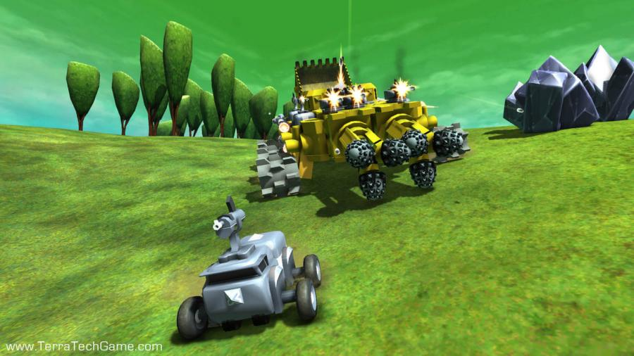 TerraTech - Steam Gift Key Screenshot 1