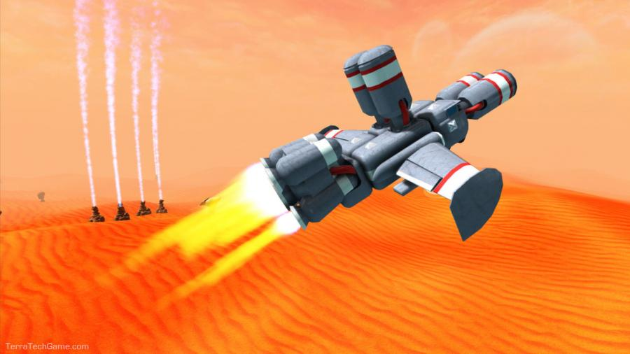 TerraTech - Steam Gift Key Screenshot 2