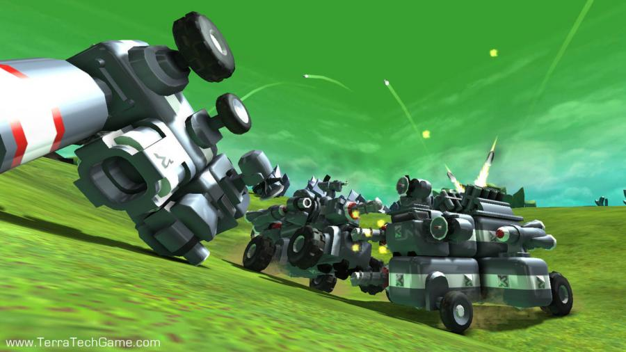 TerraTech - Steam Gift Key Screenshot 5