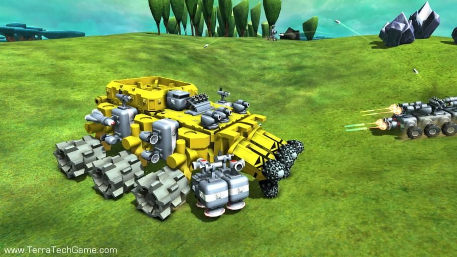 TerraTech - Steam Gift Key Screenshot 3