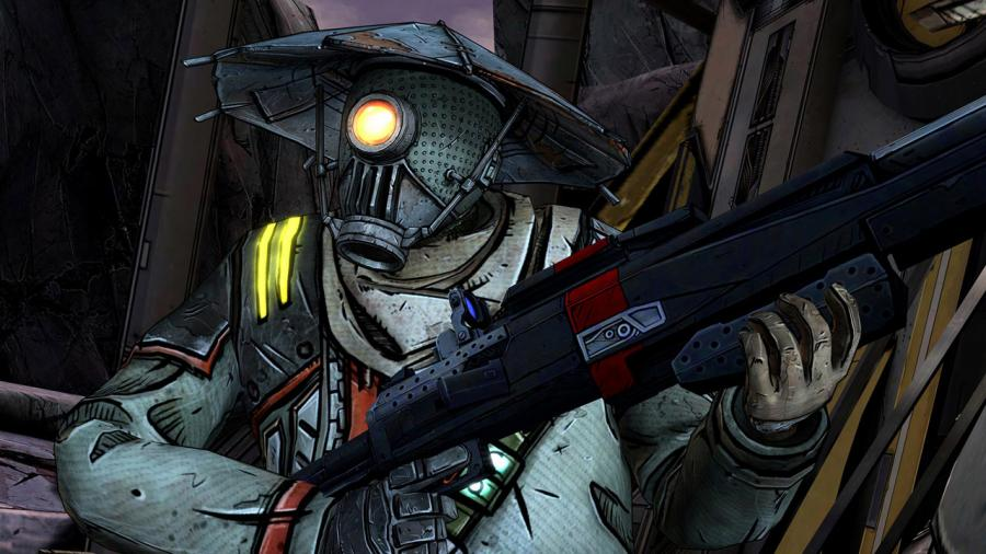 Tales from the Borderlands Screenshot 5