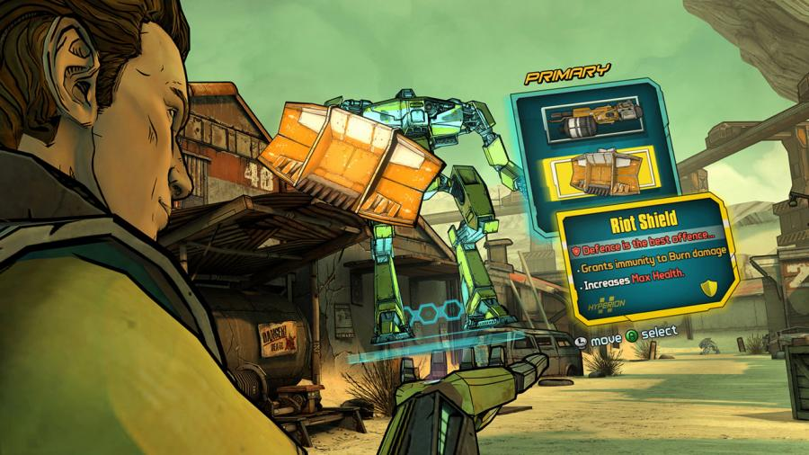 Tales from the Borderlands Screenshot 7