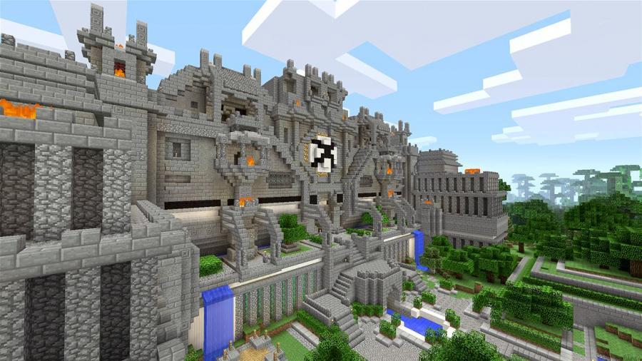 Minecraft Xbox One Download Code MMOGA - Minecraft spiele zum downloaden