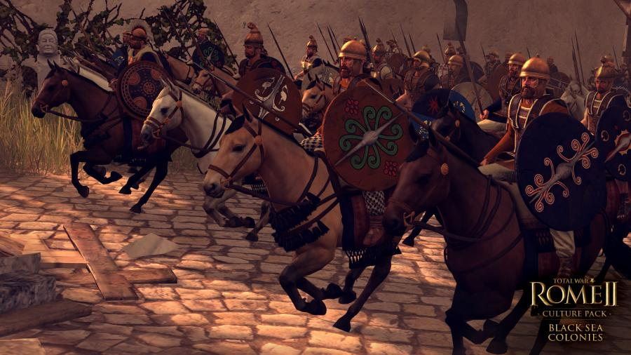 Total War Rome 2 - Black Sea Colonies Culture Pack Screenshot 3