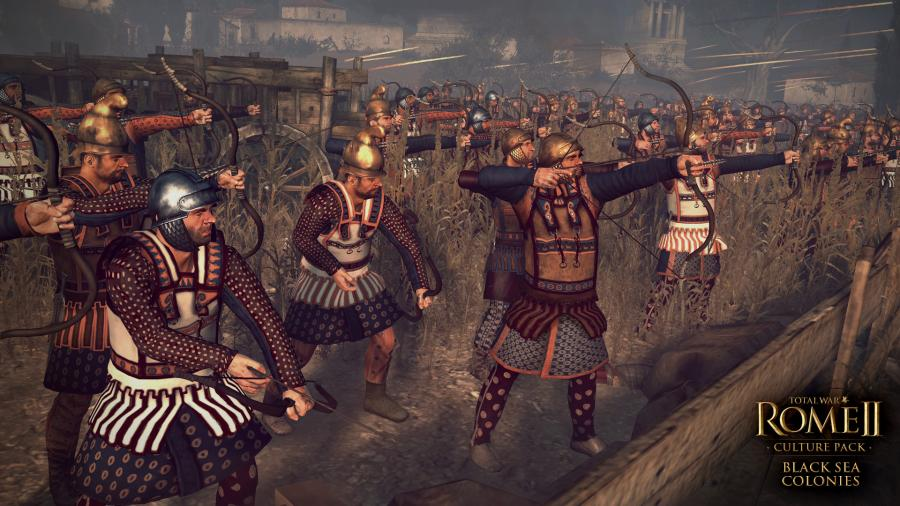 Total War Rome 2 - Black Sea Colonies Culture Pack Screenshot 4