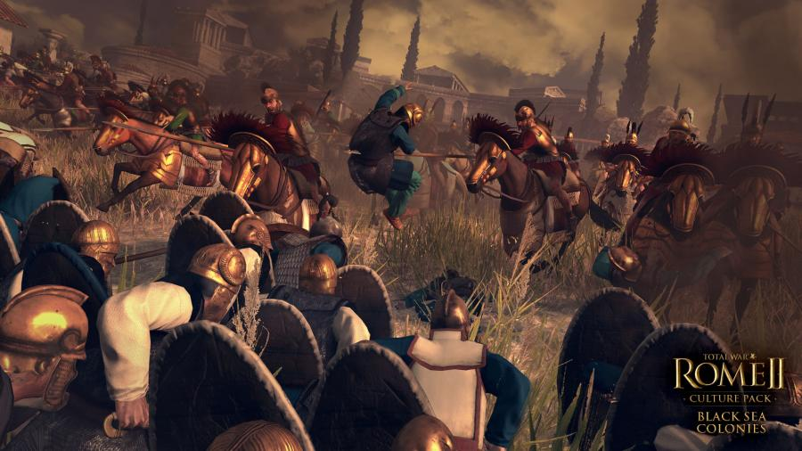 Total War Rome 2 - Black Sea Colonies Culture Pack Screenshot 2