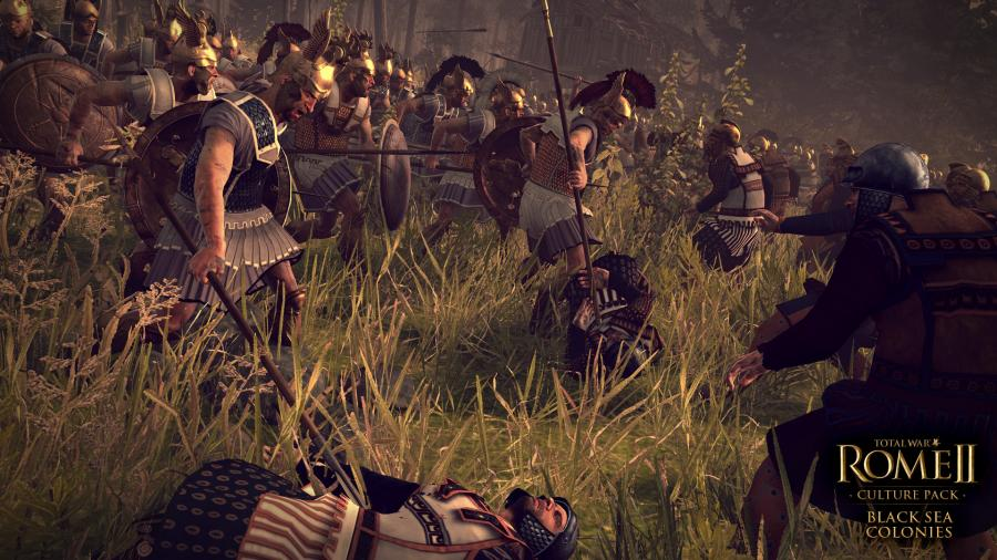 Total War Rome 2 - Black Sea Colonies Culture Pack Screenshot 5