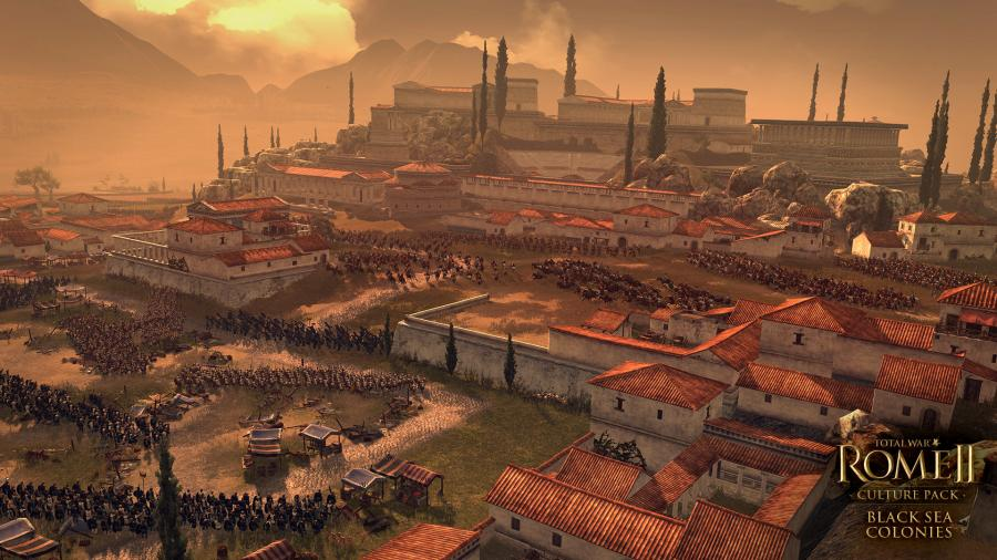 Total War Rome 2 - Black Sea Colonies Culture Pack Screenshot 6