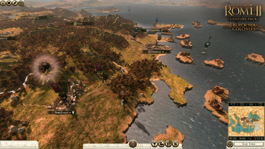 Total War Rome 2 - Black Sea Colonies Culture Pack Screenshot 8