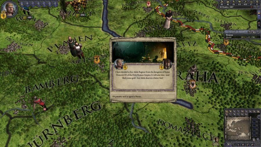 Crusader Kings II - Way of Life DLC Screenshot 5