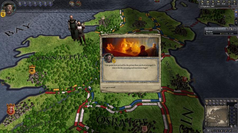 Crusader Kings II - Way of Life DLC Screenshot 7