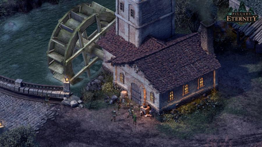 Pillars of Eternity - Hero Edition Screenshot 1
