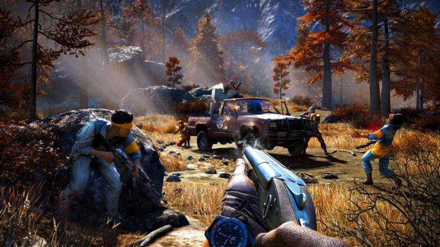 Far Cry 4 - Escape from Durgesh Prison DLC Screenshot 5