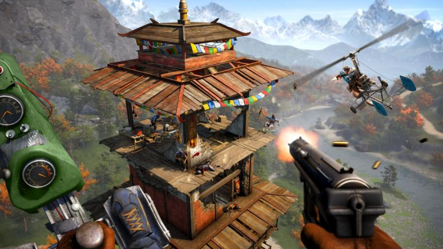 Far Cry 4 - Escape from Durgesh Prison DLC Screenshot 1