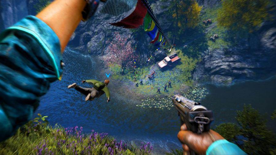 Far Cry 4 - Escape from Durgesh Prison DLC Screenshot 3