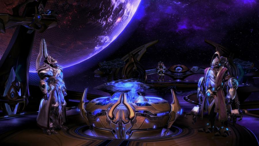 StarCraft 2 - Legacy of the Void [EU] Screenshot 1