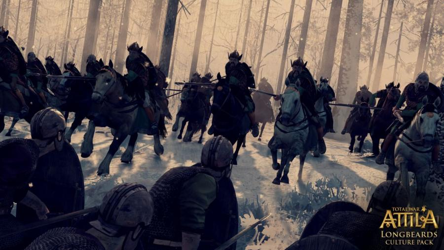 Total War Attila - Longbeards Culture Pack (DLC) Screenshot 3