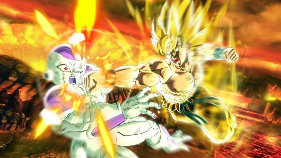 Dragon Ball Xenoverse - PS3 Download Code Screenshot 6