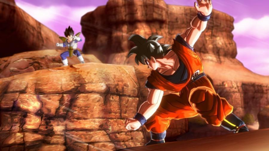 Dragon Ball Xenoverse - PS3 Download Code Screenshot 7