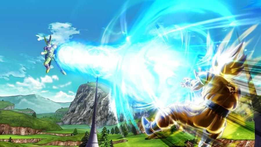 Dragon Ball Xenoverse - PS3 Download Code Screenshot 5