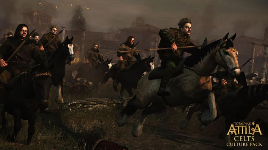 Total War Attila - Celts Culture Pack (DLC) Screenshot 2