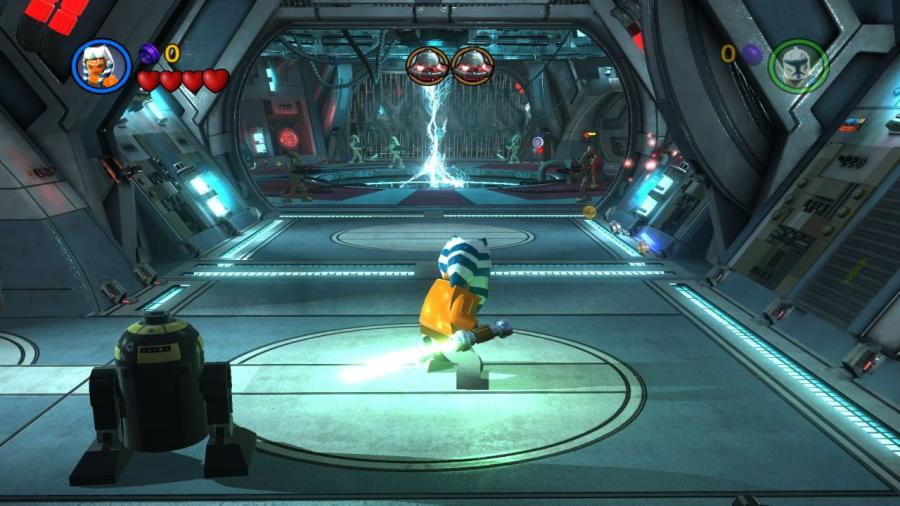 LEGO Star Wars III - The Clone Wars Screenshot 1