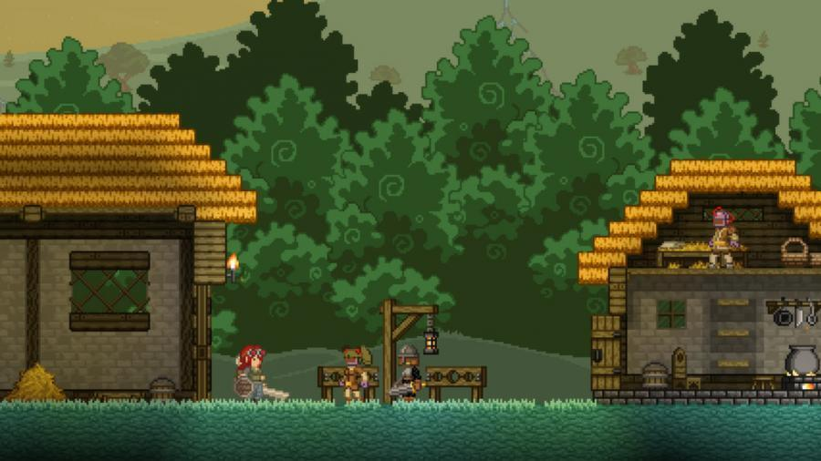 Starbound Screenshot 2