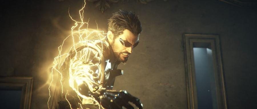 Deus Ex - Mankind Divided Screenshot 1