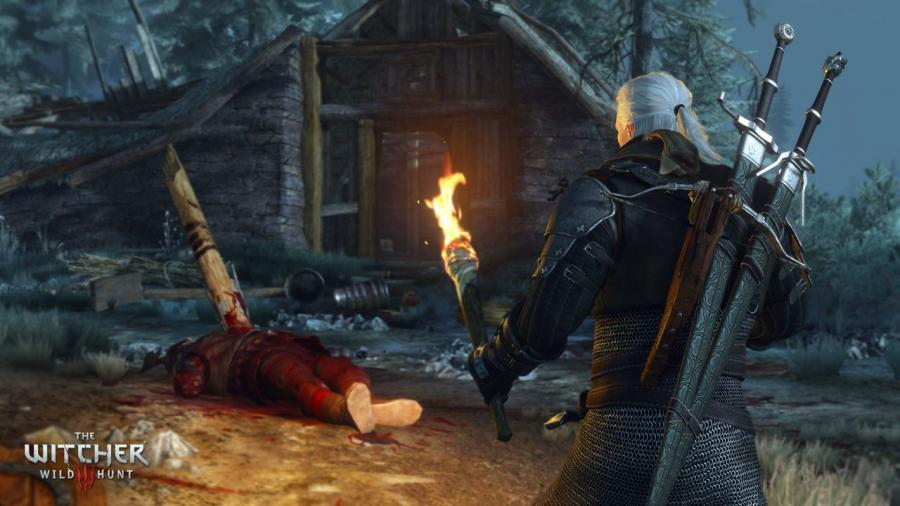 The Witcher 3 Wild Hunt - GOG Key Screenshot 5