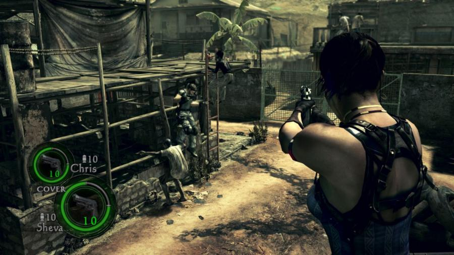 Resident Evil 5 Screenshot 9