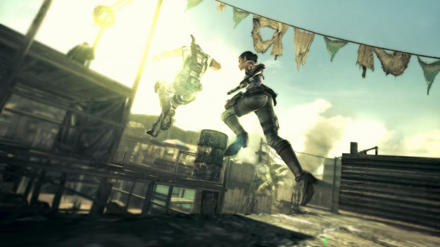 Resident Evil 5 Screenshot 4
