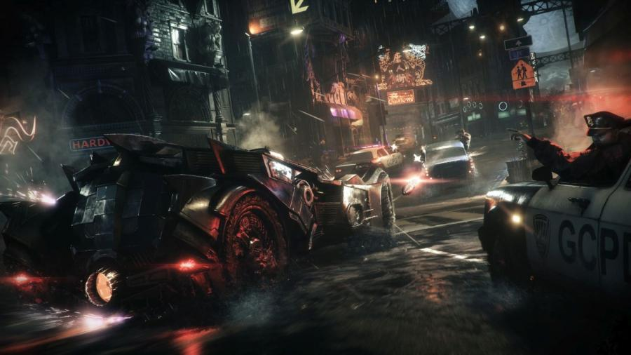 Batman Arkham Knight - Premium Edition Screenshot 2